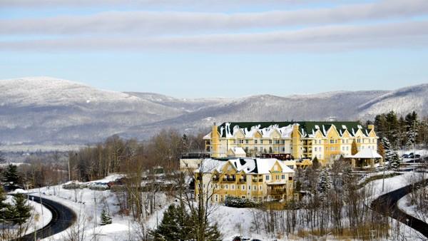 Bromont Hotel Spa