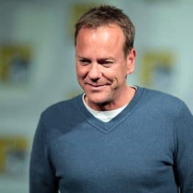 Flickr/Creative Commons photo of Kiefer Sutherland by Gage Skidmore.