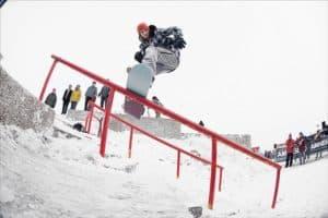 snowskate Barbegazi extreme sports Montreal