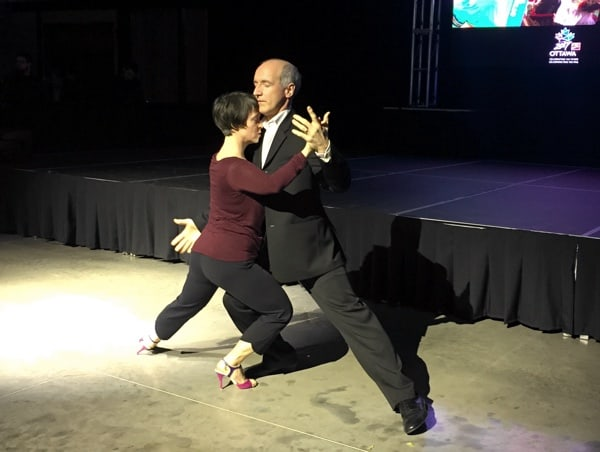 tango Ottawa Welcomes the World 2017