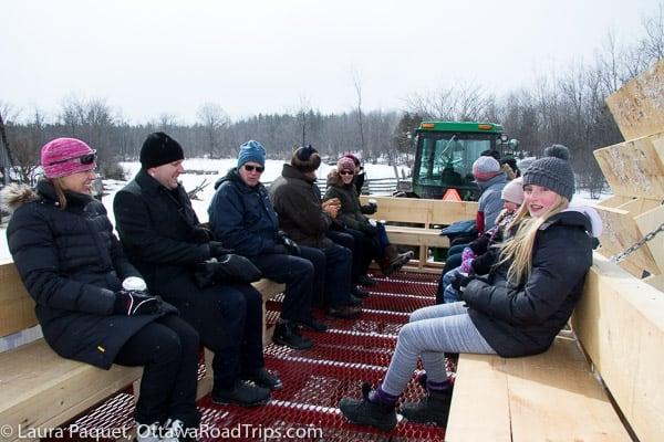 Log Farm, sugar bush, sugar shack, maple, syrup, sugar, Ottawa