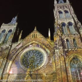 St. James United Church Montreal Nuit Blanche 2017