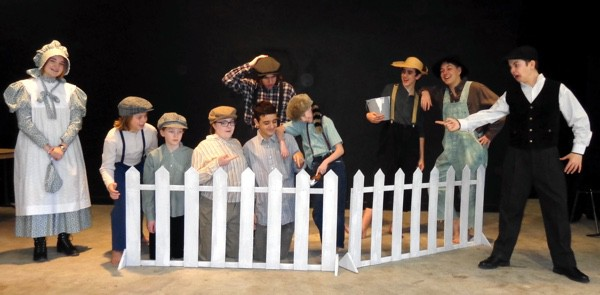 Tom Sawyer Greely Players