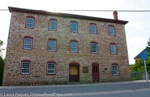 National Historic Site, Delta, Old Stone Mill, Maple Syrup Festival
