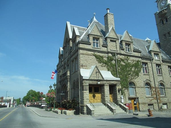 Flickr/Creative Commons photo of Carleton Place by Doug Kerr.
