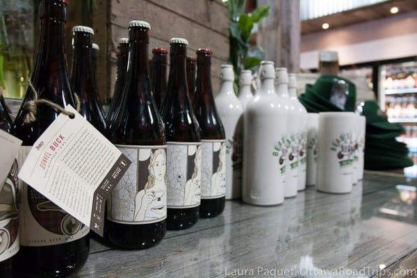 Beau's Brewery Vankleek Hill