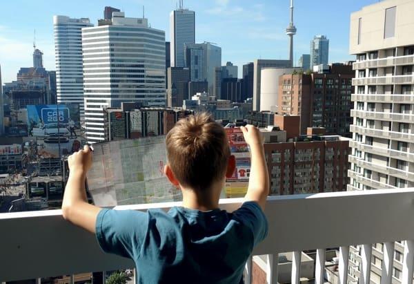kids skyline Toronto