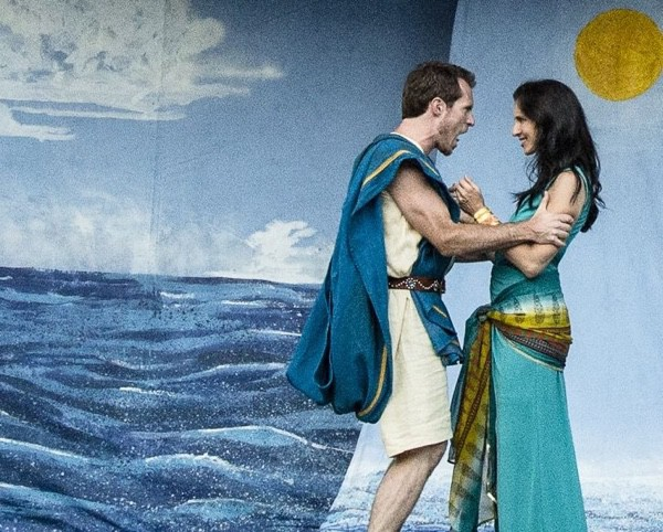 Antony and Cleopatra, St. Lawrence Shakespeare Festival, Prescott, Ontario.