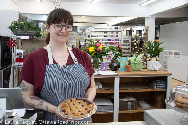A road trip to the Perth Pie Company for Pi Day pie! |